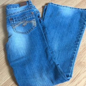 Justice Girls Jeans Size 12 s
